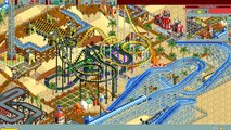 "Roller Coaster Tycoon! - ""Dueling Coasters!!"" (Episode 4)"