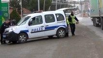 - Uşak'ta tırın çarptığı yaşlı adam ağır yaralandı
