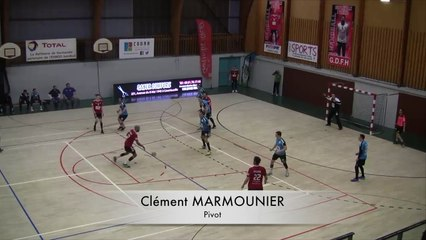 TOP 5 : Gonfreville Handball / Oissel Rouen Handball