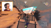 EXTREME SNOWBOARDING WITH MY FRIENDS! (Steep)