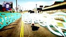 GTA 5 Stunts - Hit a Stunt - INSANE stunts, FLYING Bikes, and MORE - Episode 10
