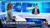 Météo: il va reneiger en Ile-de-France vendredi