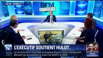 Nicolas Hulot dément les agressions sexuelles (2/2)