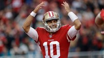 Mike Garafolo: 49ers sign Jimmy Garoppolo to largest deal in NFL history