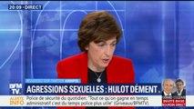 """Hulot accusé d'agressions sexuelles: """"Comme femme, je me sens assez perturbée"""", dit Ruth Elkrief"""