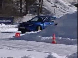 La conduite sur glace