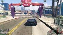 COPS LOS SANTOS | Martin O'Malley and The Car Thief!! GTA 5 CUSTOM COP MOD