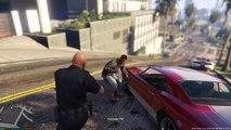 COPS LOS SANTOS | Officer Pain Gets The Night Shift!! GTA 5 CUSTOM COP MOD