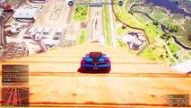 SPEED KILLS!! GTA 5 Supercar Jumps, Stunts & FAILS!! (GTA 5 Funny Moments)
