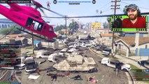 HOOKER APOCALYPSE!! GTA 5 Online | Falling Hookers by Max Torque (GTA 5 Funny Moments)