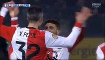 Robin van Persie  SUPER Goal HD - Feyenoord3-0Groningen 08.02.2018