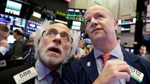 Wall Street Swoons Over Sell Off
