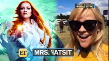 'A Wrinkle in Time' Behind-the-Scenes Secrets Revealed! (Exclusive)