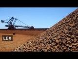 Iron ore: where is the floor? | Lex