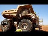 Iron ore put through the mill