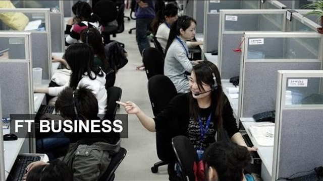 China's overseas students return home   FT Business