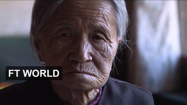 Still fighting – comfort women in China | FT World