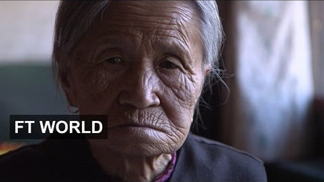 Still fighting – comfort women in China | FT World