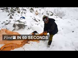 Deadliest ever day on Mount Everest | FirstFT