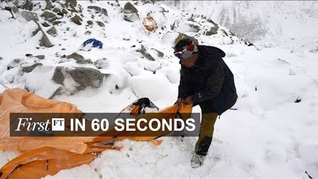 Deadliest ever day on Mount Everest | FirstFT