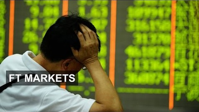 China selling shifts to blue chips | FT Markets