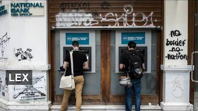 Implications of Grexit for Greek banks | Lex