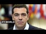 Greece Debt Crisis Deepens | FT World