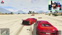 GTA 5 Online EXTREME Loop Racing | Epic Impossible Loop Races | GTA 5 Funny Moments PS4 Gameplay