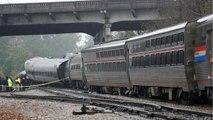 Widow of Conductor Sues Amtrak And CSX Corp After South Carolina Train Crash