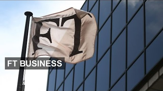 John Fallon discusses sale of Financial Times | FT Business