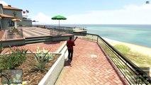 GTA 5 Funny Moments | Beach Club Shootout | GTA V Online | Grand Theft Auto San Andreas