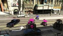 GTA Insane Stunts   FLYING CAR GLITCH   GTA V Funny Glitches, Easter Eggs and Flying Cars