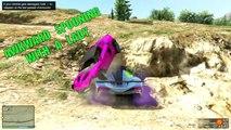 GTA 5 Funny Moments - GTA JUMPS & RACES - Grand Theft Auto 5
