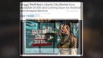 GTA 3 vs  Liberty City Stories - Map Comparison – Видео Dailymotion