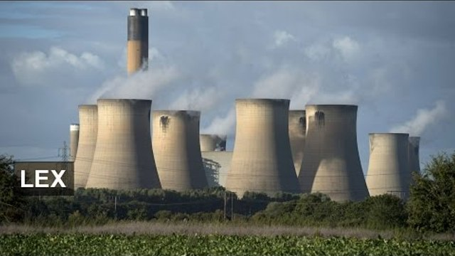 UK phases out coal-fired power   Lex