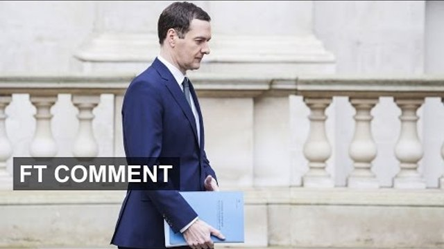 Osborne surprises with tax increases | FT Comment