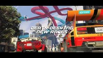 GTA ONLINE CUNNING STUNTS DLC TRAILER! (GTA 5 CUNNING STUNTS GAMEPLAY)
