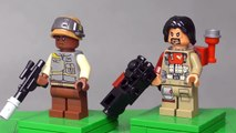 Recenzja LEGO Star Wars - Zestaw 75153 - AT-ST Walker / Rogue One