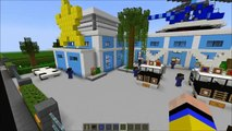 Minecraft Police Station,From City Island 3─影片 Dailymotion