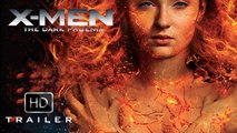 X-MEN- DARK PHOENIX Teaser Trailer #1 (2018) Jennifer Lawrence, Sophie Turner Marvel Concept - HD