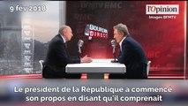 Rumeurs sur Hulot: Collomb révèle ce que lui a dit Macron