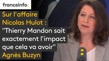 """Agnès Buzyn (ministre) : sur l'affaire Nicolas Hulot, """"Thierry Mandon sait exactement l'impact que cela va avoir et je pense qu'il y a un vrai choix stratégique de l'éditeur de ce journal"""""""