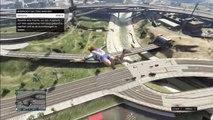 GTA 5 Online: IN DER LUFT SCHWEBEN | FLY GLITCH | 1.13 | Deutsch