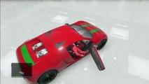 GTA 5 Online: In der Garage fahren ! | After 1.08 | Deutsch