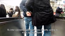 Police de Sécurité du Quotidien : la brigade de lutte contre les atteintes à la sécurité des transports (BLAST)