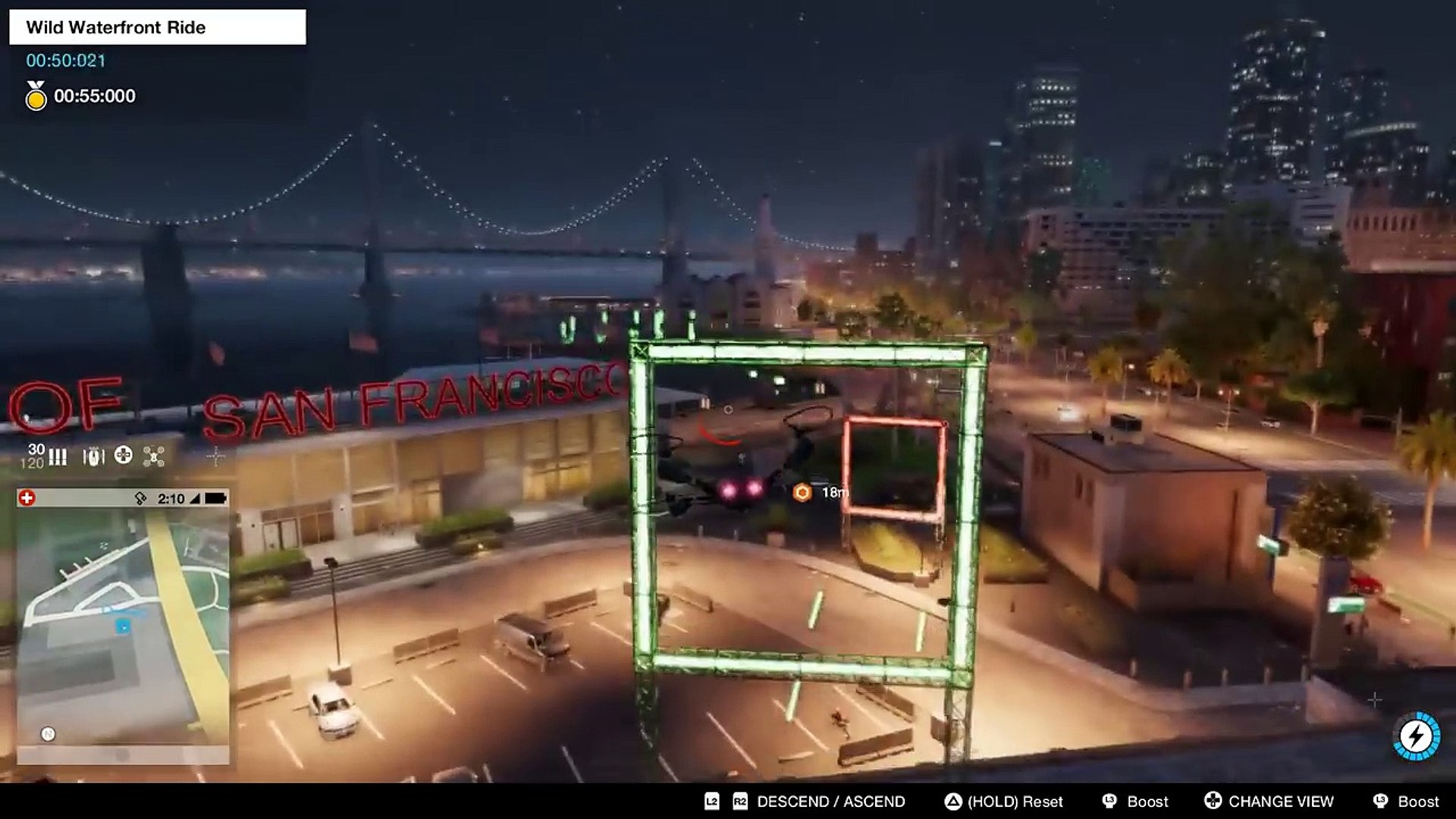 Watch Dogs 2 Gameplay : Drone Racing & Dirt Bike Trials (Watch Dogs 2 Thoughts)