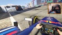 GTA V Racing Motorbikes ONLINE in VR Oculus Rift OMG