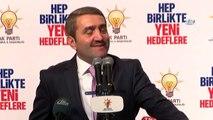 Selim Temurci, AK Parti İl Başkanlığı Görevinden İstifa Etti