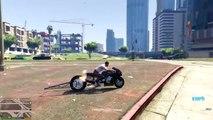 GTA 5 - DRAGSTER VS MOTO DRAGSTER ! ACCELERATION, MEGA RAMP ETC