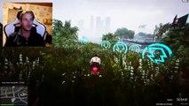 GTA 5 - FAIRE UN STUNT A LA VITESSE MAX EN MOTO + FACECAM